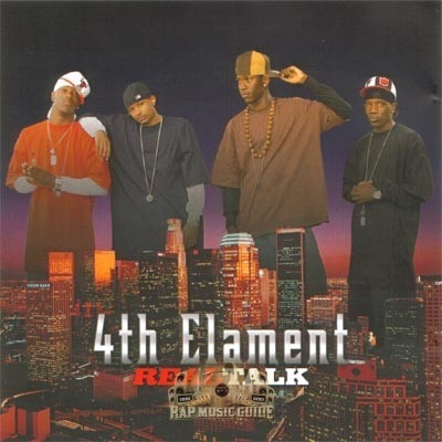 4th Elament - Real Talk