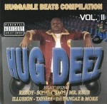 Hug Deez - Huggable Beats Compilation Vol. II