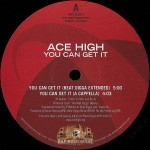 Ace High - You Can Get It