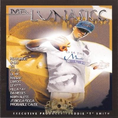 Lunasicc - Mr Lunasicc