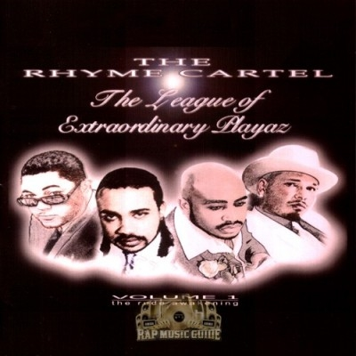 The Rhyme Cartel - The League Of Extraordinary Playaz