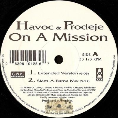Havoc & Prodeje - On A Mission