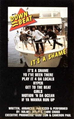 M.C. Down Beat - It's A Shame