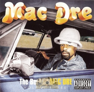 Mac Dre - The Best Of Mac Dre Volume Three