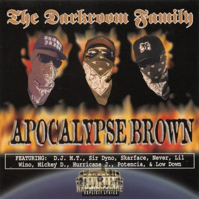 The Darkroom Family - Apocalypse Brown