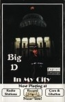 Big D - In My City