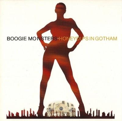 Boogiemonsters - Honeydips In Gotham