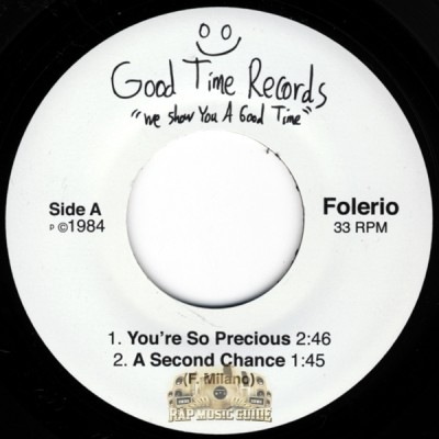 Folerio - You're So Precious