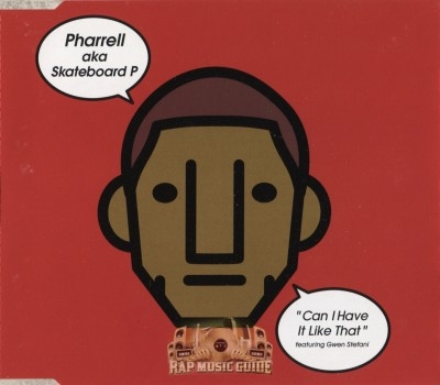 Pharrell - Can I Have It Like That