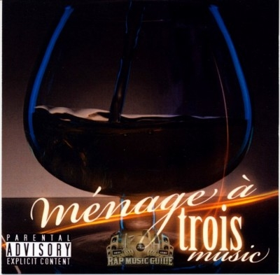 DJ Dick Hennessy - Presents Menage A Trois Music