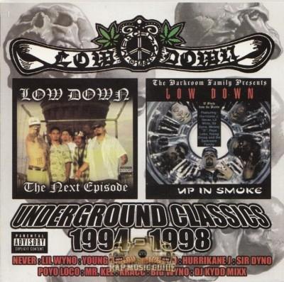 Lowdown - Underground Classics 1994-1998