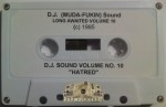 DJ Sound - Volume 10 Hatred