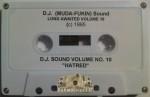 DJ Sound - Volume 10 Hatred