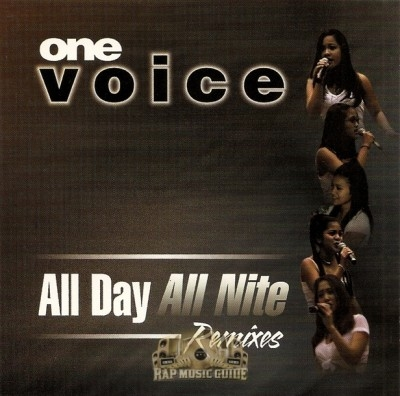 One Voice - All Day All Nite Remixes