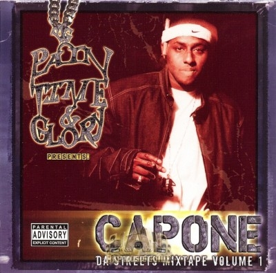 Capone - Da Streets Mixtape Vol. 1