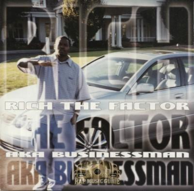 Rich The Factor - AKA Businessman