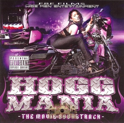 Hogg Mania - The Movie Soundtrack