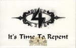 Deeo For Life - It's Time To Repent