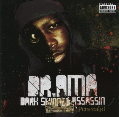 Dr. Ama (Dark Skinned Assassin) - Split Personali-D