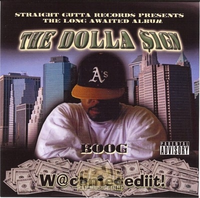 Boog - The Dolla Sign
