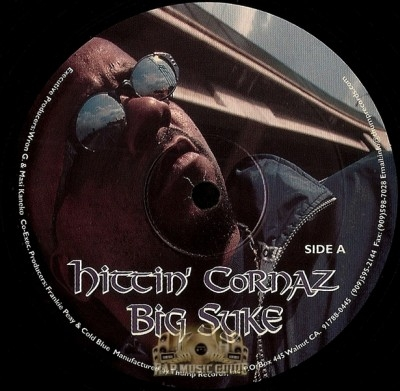 Big Syke - Hittin' Cornaz