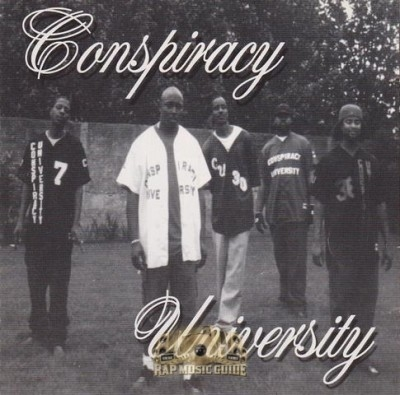 Conspiracy University - The Fire Up