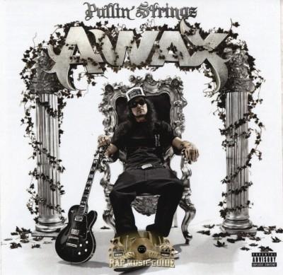 A-Wax - Pullin' Stringz