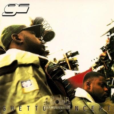 Ghetto Concept - Ghetto Concept