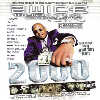 2Wice - Wuz Crackultain' 2000