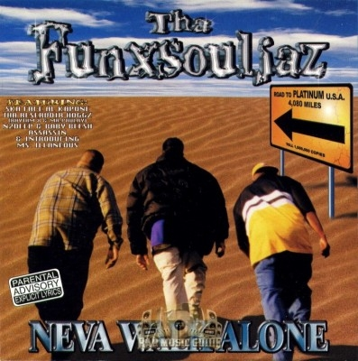 FunxSoulJaz - Neva Walk Alone