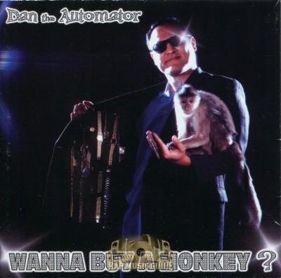 Dan The Automator - Wanna Buy A Monkey?