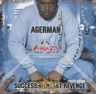 Agerman - Success, The Best Revenge (Limited Edition)
