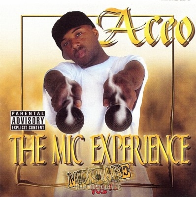 Aceo - The Mic Experience Mix Tape Vol. 1