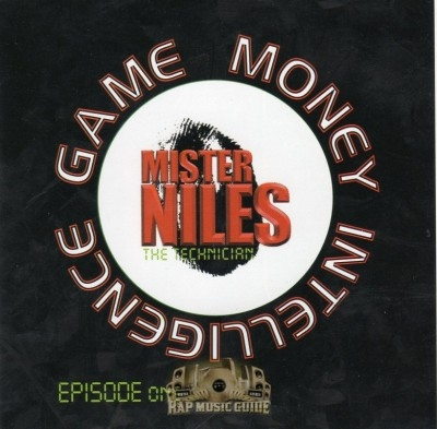 Mister Niles The Technician - Game Money Intelligence Episode One