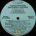 Sophisticated Soul - Brothers & Sisters