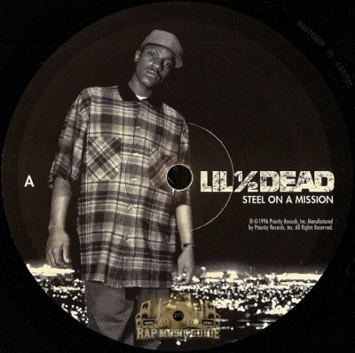 Lil 1/2 Dead - Steel On A Mission