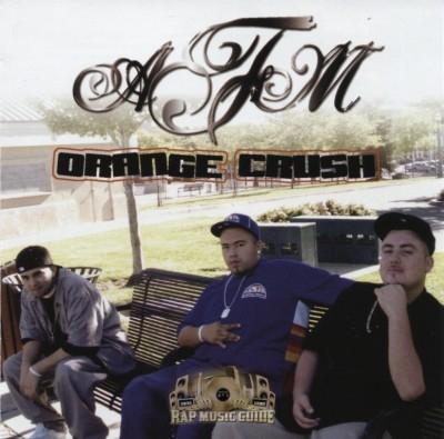AFM - Orange Crush