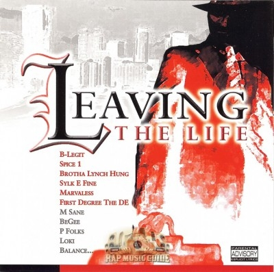 Foundation Entertainment Presents - Leaving The Life