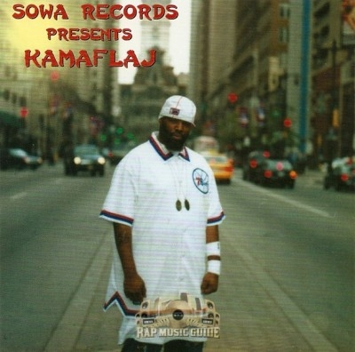 Kamaflaj - Sowa Records presents Kamaflaj