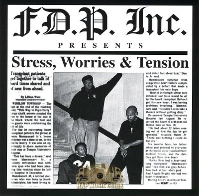 F.D.P. Inc. Presents - Stress, Worries & Tension