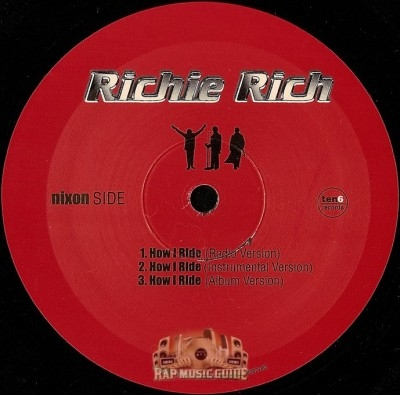 Richie Rich - How I Ride