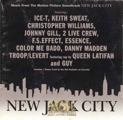 New Jack City - Motion Picture Soundtrack