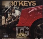 40 Keys - Diamonds & Gold