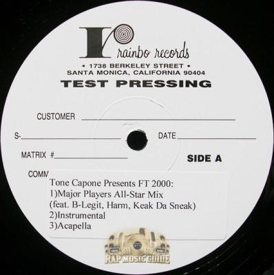 Tone Capone - FT 2000