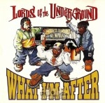 Lords Of The Underground - What I'm After