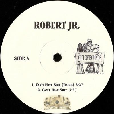 Robert Jr. - Mob Hop Music EP