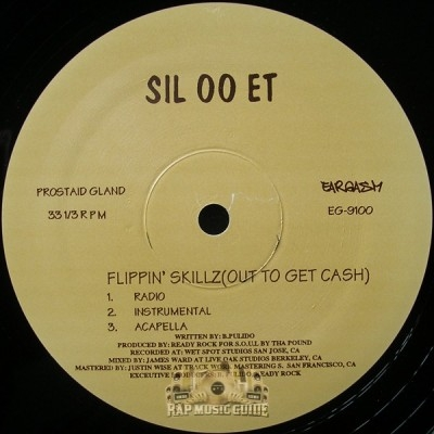 Sil Oo Et - Flippin' Skillz (Out To Get Cash)