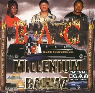 B.A.C. - Millenium Ballaz