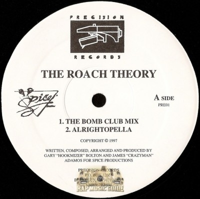 Roach Theory - The Roach Theory