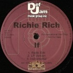 Richie Rich - If / Straight Mail